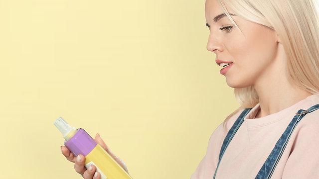 Fresh Hair Dry Shampoo  Spray