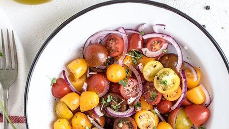 3 colors salad