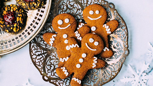 Old Fashioned Ginger Bread Cookies