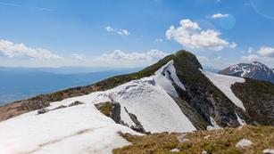 Der höchste Gipfel