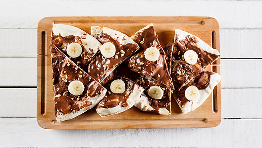 Munchies Fave Banana Nutella Crepe