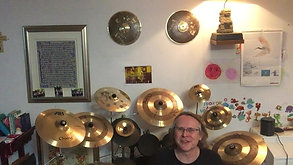13 Tongxiang cymbals mounted as art!