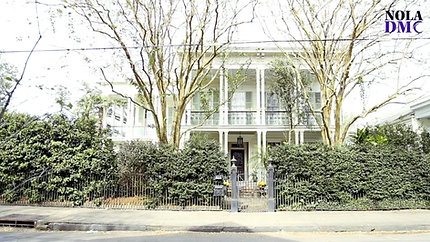 Garden District Tour Preview