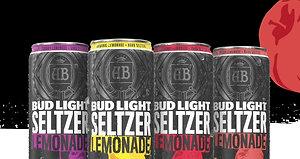 Bud Light Seltzer Lemonade (B) 2019