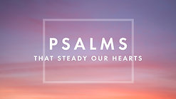 Psalm 23   The Lord is with You