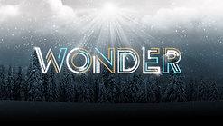 Wonder | Luke 1:26-38 | Mary