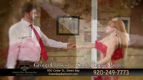 Ballroom and Latin Dance Studio in Green Bay