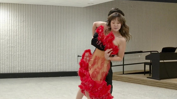 Never Enough | Loren Allred | Rumba Dance by Alexander & HeeJu