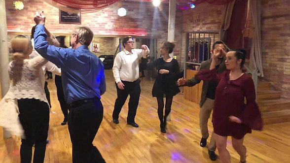 Salsa Challenge and Dancers' Stories