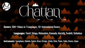 Chattan Covers' Mashup