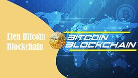 Lien Bitcoin-Blockchain
