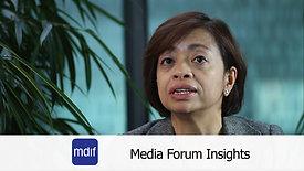 Interview, Sheila Coronel, Columbia University School of Journalism
