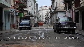 A Cuban State of Mind