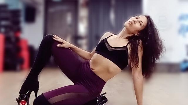 EXOTIC DANCE TUTORIALS | FLOORWORK DANCE