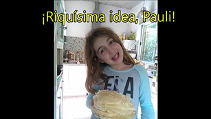 Riquísima idea Paulli
