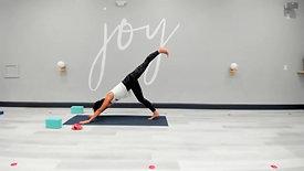 Vinyasa 2-Balancing