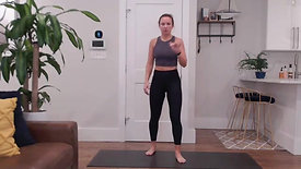 HIIT-Upper Body with Laura