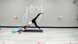 Vinyasa 2-Balancing with Jenn