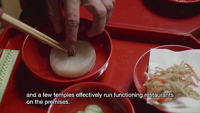 精進 - Shojin Cuisine- Executive Chef Hitoshi Sugiura