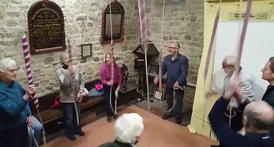 First raising of the new bells
