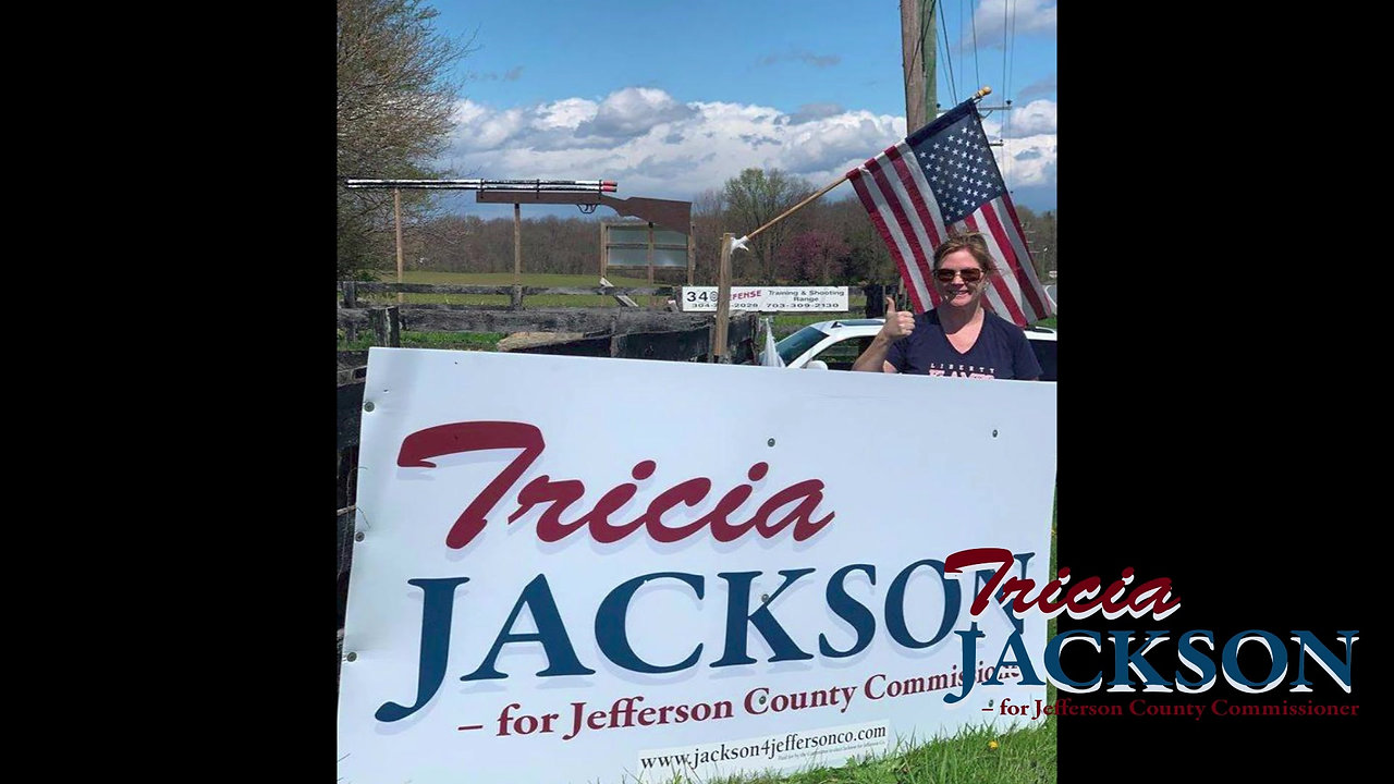 Tricia Jackson 4 County Commissioner