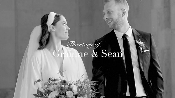 Gráinne & Sean's Wedding Film