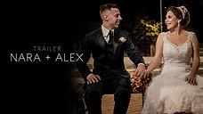 Nara e Alex - Trailer