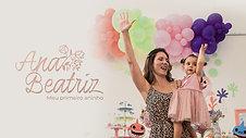 Ana Beatriz - 1 Ano