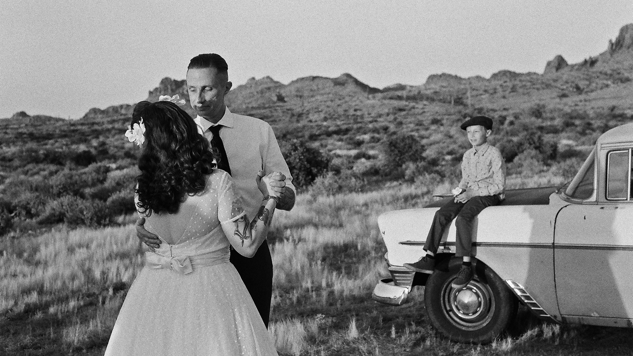 The  Berry Elopement Film