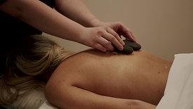 Citrus Massage - Mask On