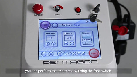 06.PENTAGON Co2 Fractional Laser