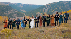 Epic Mountain Meadow Love Story