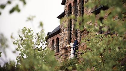 Historic Chapel Love Story