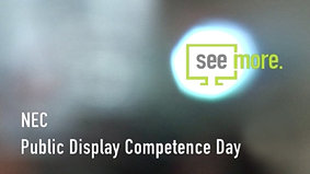 NEC Display Competence Day