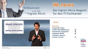 IM.news Internet TV-Portal - Shortcut