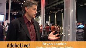 Bryan Larkin (Adobe SVP)