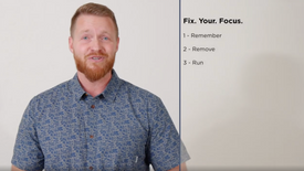 Fix Your Focus | Mike Myers