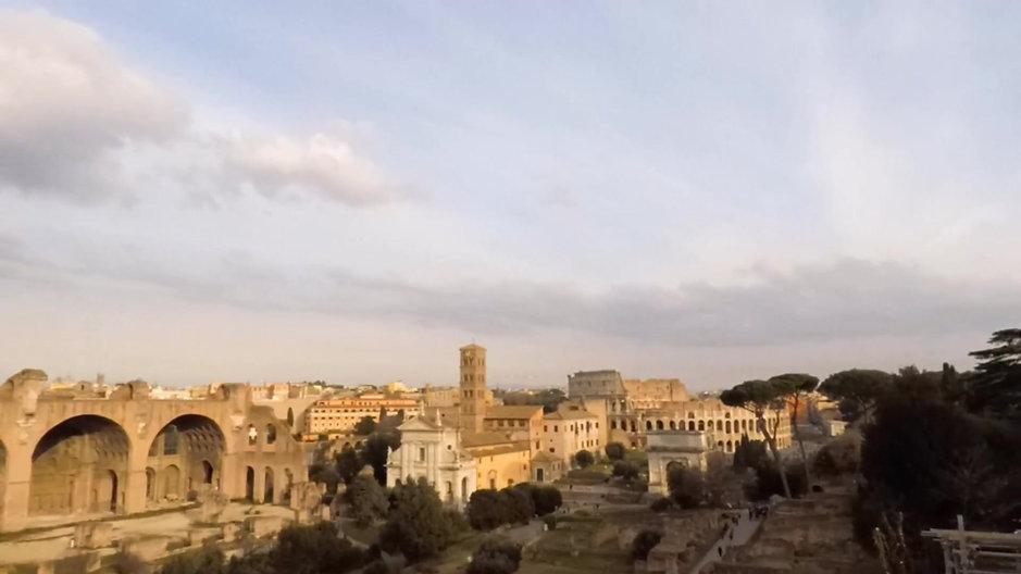 Le meraviglie di Roma