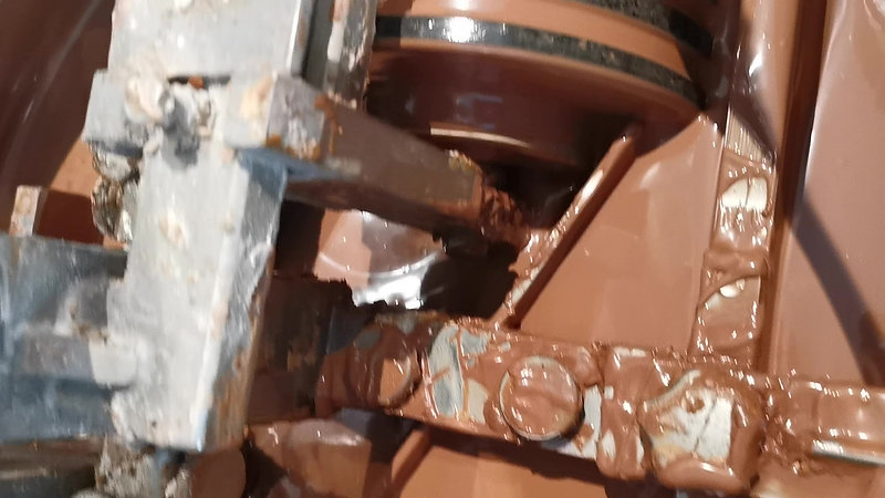 Schokolade Conchieren