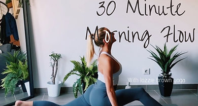 30 Minute Morning Flow