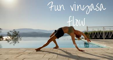 Fun Energetic Flow