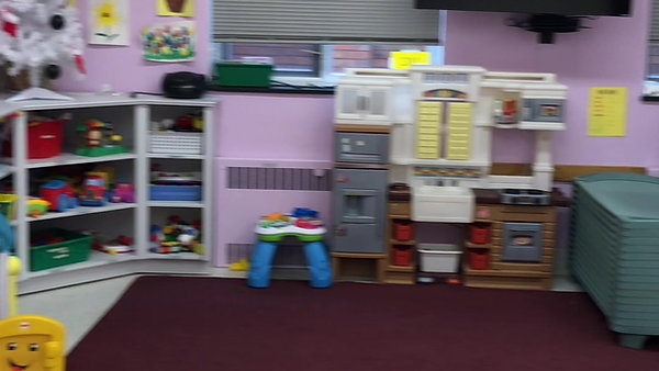 Young Toddler Room