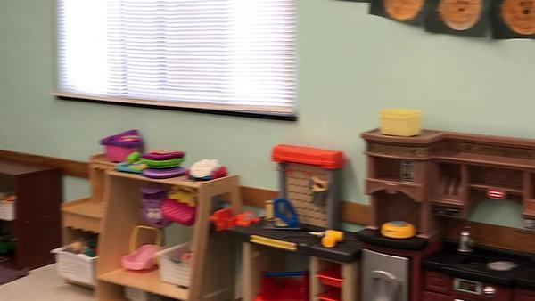 Older Toddler Room