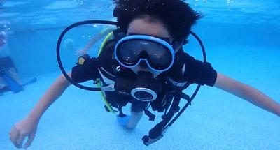 Snorkeling class & Tryscuba