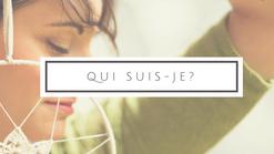 6- Qui suis je?