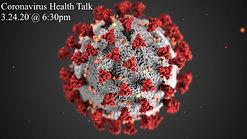 Coronavirus Health Talk