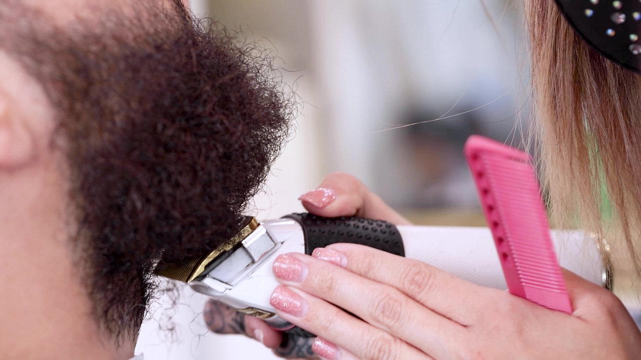 Stetik Men's Haircut