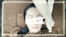 お顔の鍼②