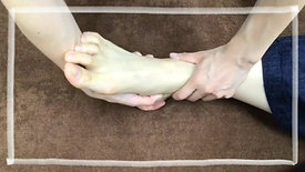 足関節の関節運動