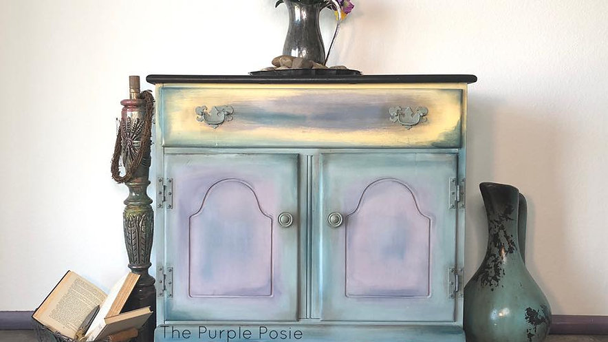 Start to Finish Tutorial - Boho Cabinet